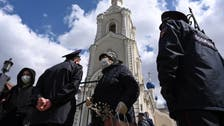 Coronavirus: Moscow restricts Easter week church service as infected cases increase