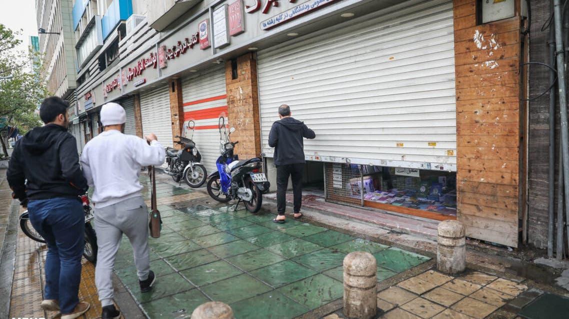 كورونا في إيران