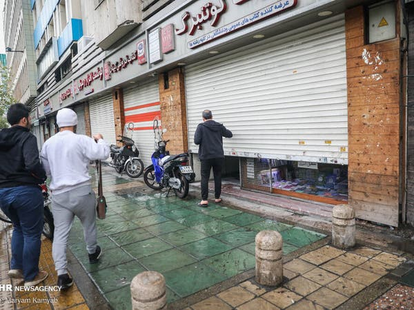 وفيات كورونا بإيران 4958 والإصابات تلامس 80 ألفا