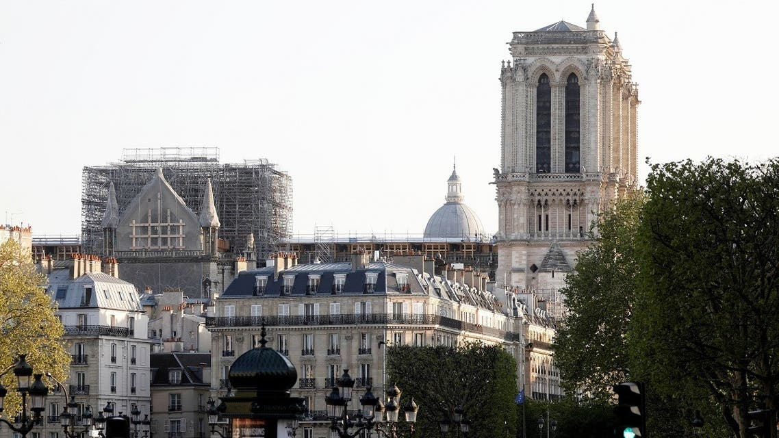 FRANCE-NOTREDAME-ANNIVERSARY Reuters