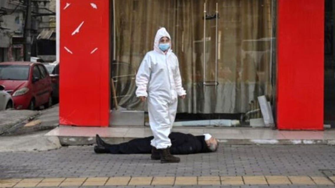 ایران: ویدیوهای مبنیبر باقیماندن اجساد کروناییها روی زمین از اسپانیاست نه ایران