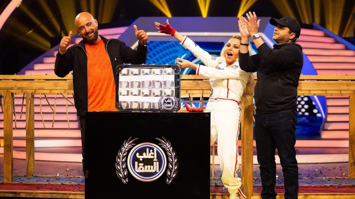 MBC MASR - RAMDAN 2020 - EGLEB ELSKA - AHMED ALSAKA, RAZAN &  MOHAMED HENIDI - 2