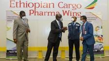 Ethiopia opens aid transport hub to fight coronavirus across Africa