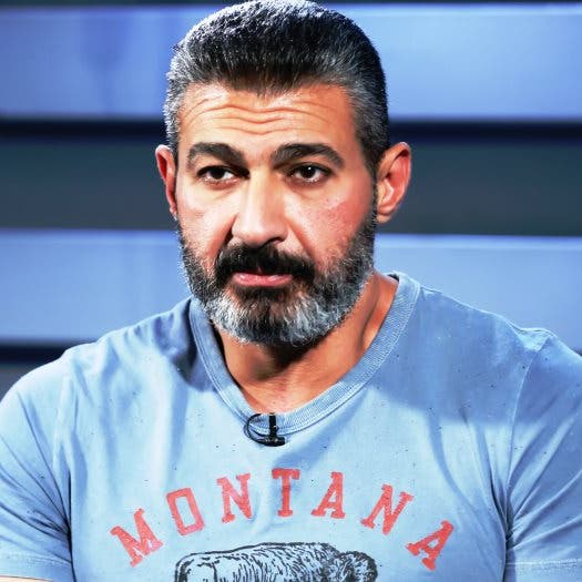 """ياسر جلال للعربية.نت: مسلسل """"الفتوة"""" مفاجأة رمضان وأرفض ربطي بالأكشن"""