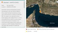Armed men take over vessel near Iran's Ras al-Kuh coast: UKMTO