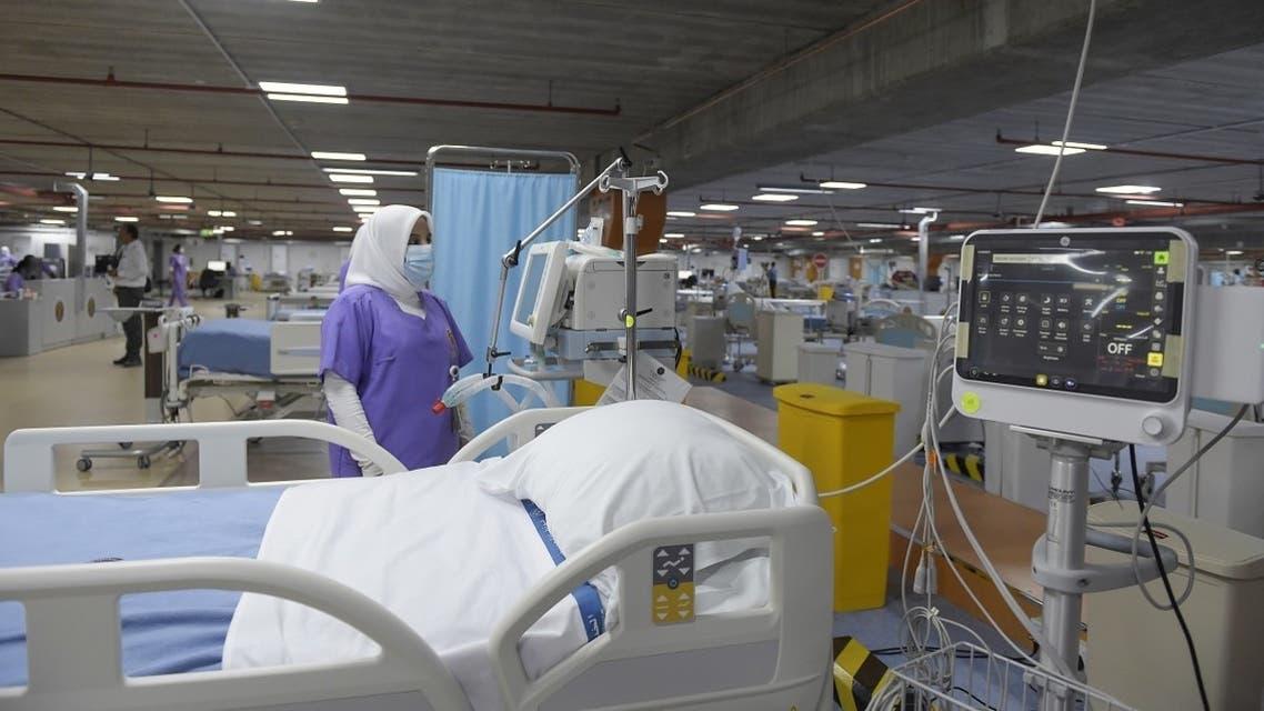 Bahrain ICU hospital coronavirus