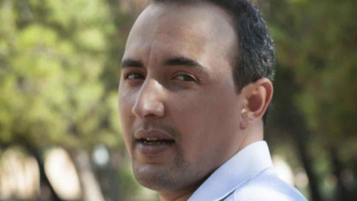 الروائي الجزائري عبد الوهاب عيساوي