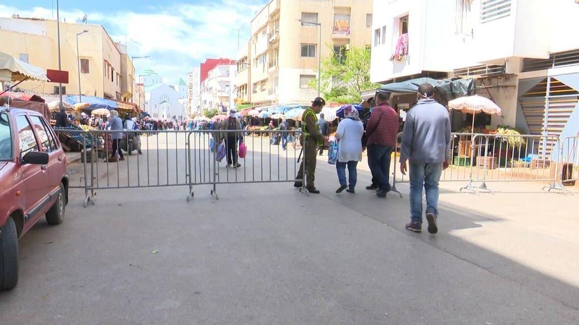 السلطات المغربية تفرض مراقبة مشددة للأسواق مع انتشار كورونا