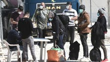 Greece to move hundreds of migrants to mainland from camp on Lesbos