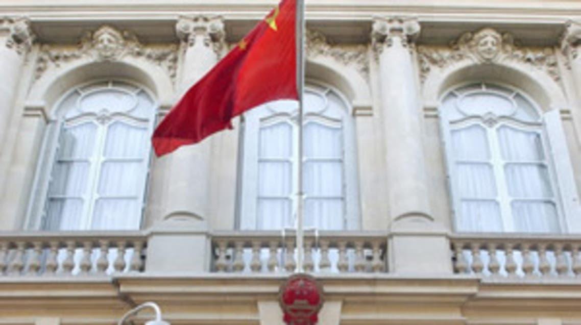 China embassy Paris