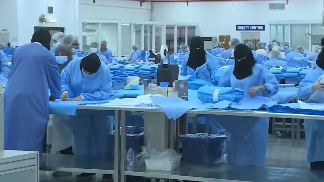 مصنع كمامات السعودية