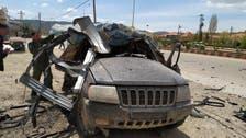 غارة جديدة يابوس.. من كان داخل سيارة حزب الله؟