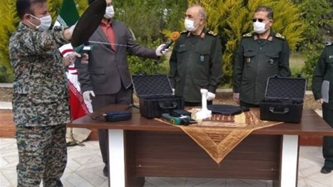 The IRGC virus detector is not licensed by the Ministry of Health