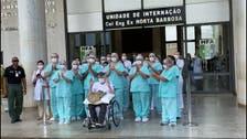 WWII veteran, 99, beats coronavirus in brazil