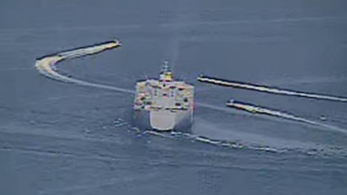 Iranian IRGC vessels conduct 'dangerous approaches' near US ships in Arabian Gulf