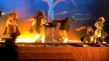 سعودی عرب :الریاض کنسرٹ میں فن کاروں پر چاقو حملہ کرنے والے یمنی مجرم کا سرقلم