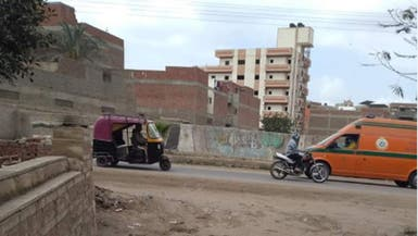 عزل ثامن قرية مصريةبعد اكتشاف 10 إصابات بكورونا