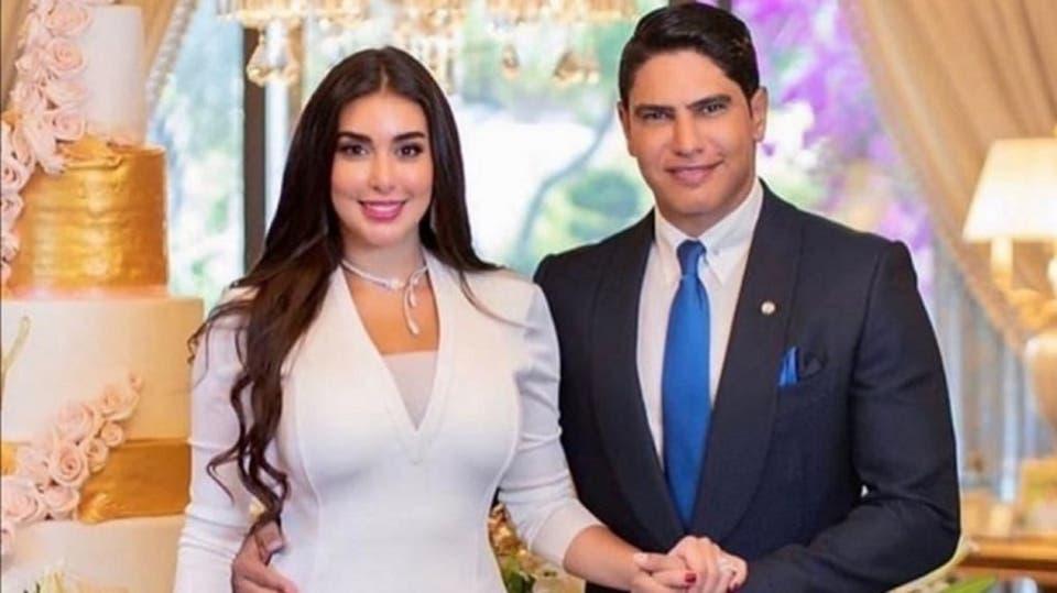 بفستان أبيض بسيط.. زفاف ياسمين صبري وأحمد أبو هشيمة