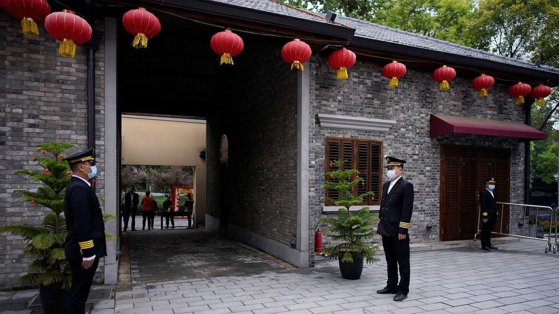 CORONAVIRUS-CHINA-WUHAN Reuters