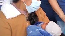 امریکا: بچے کو جنم دینے والی کرونا وائرس سے متاثرہ خاتون ہسپتال سے رخصت