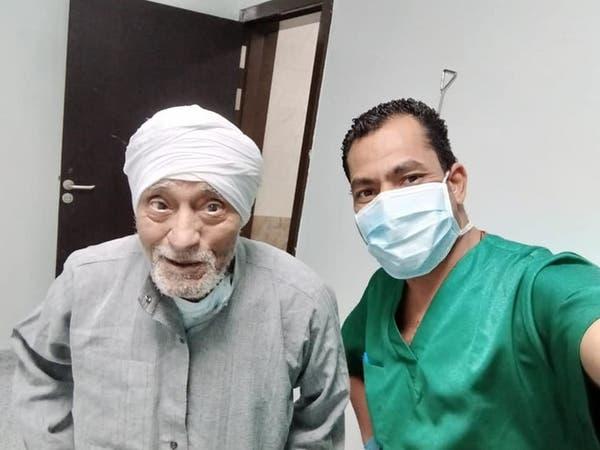 أكبر متعاف من كورونا في مصر.. يكسر رقم المدخن الشره