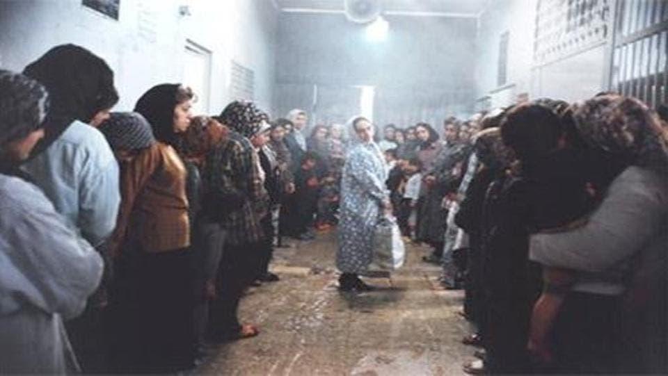 النساء في سجن قرتشك