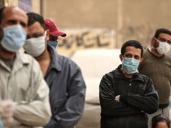مصر: 112 إصابة جديدة بفيروس كورونا و15 حالة وفاة