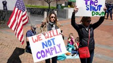 Coronavirus in US: Protests push back on stay-at-home orders