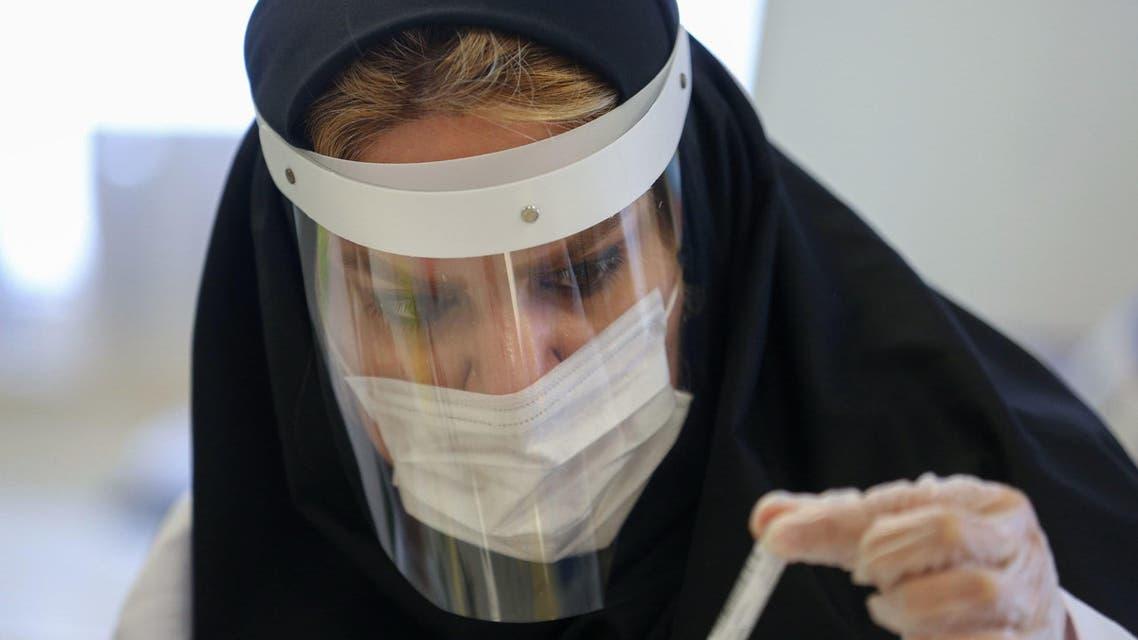 ایران کرونا وائرس