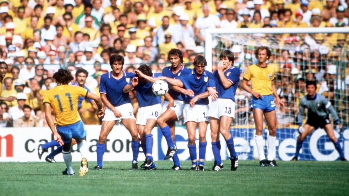 إيطاليا البرازيل