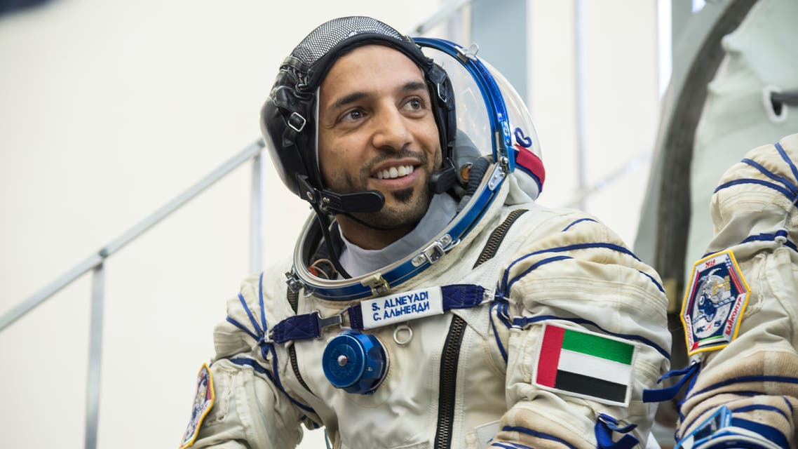 UAE Astronaut Sultan AlNeyadi. (Supplied)