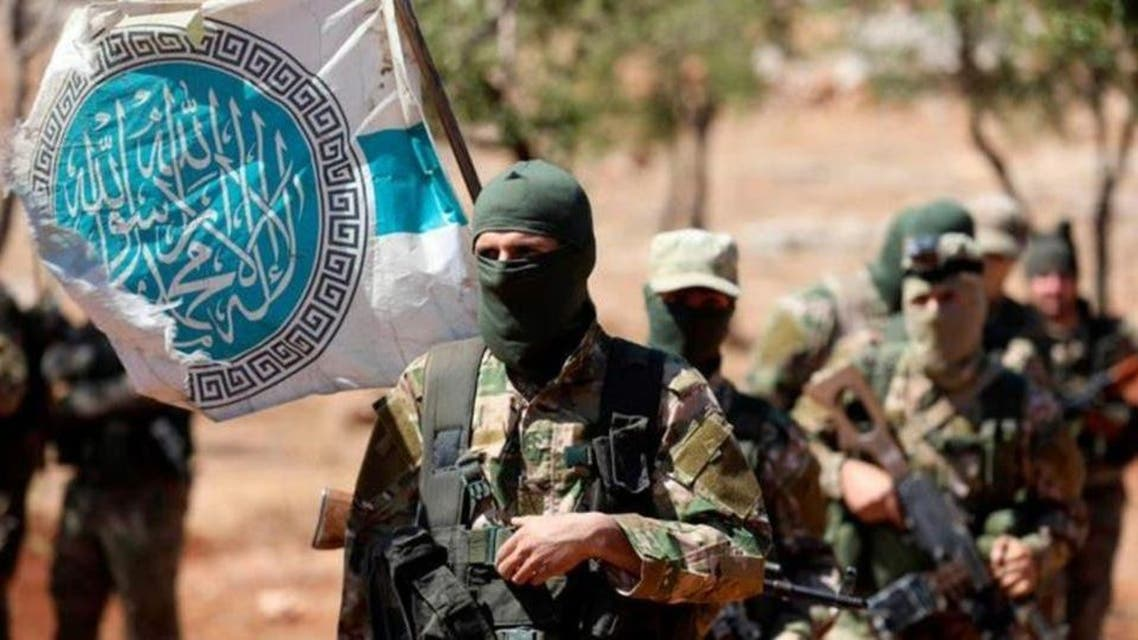 syria: alnasrah and turkey