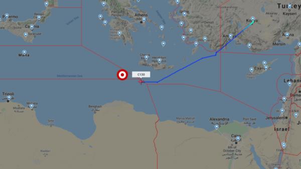 دعم تركيا لقوات الوفاق يصل لمرحلة غير مسبوقة.. بارجة ومقاتلات