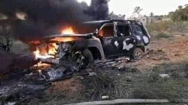 الجيش الليبي: مسيّرة تركية قتلت 5 مدنيين