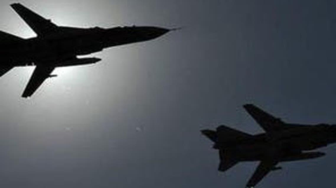 ویدئو؛ حمله هوایی ارتش افغانستان به پناهگاه طالبان در لوگر