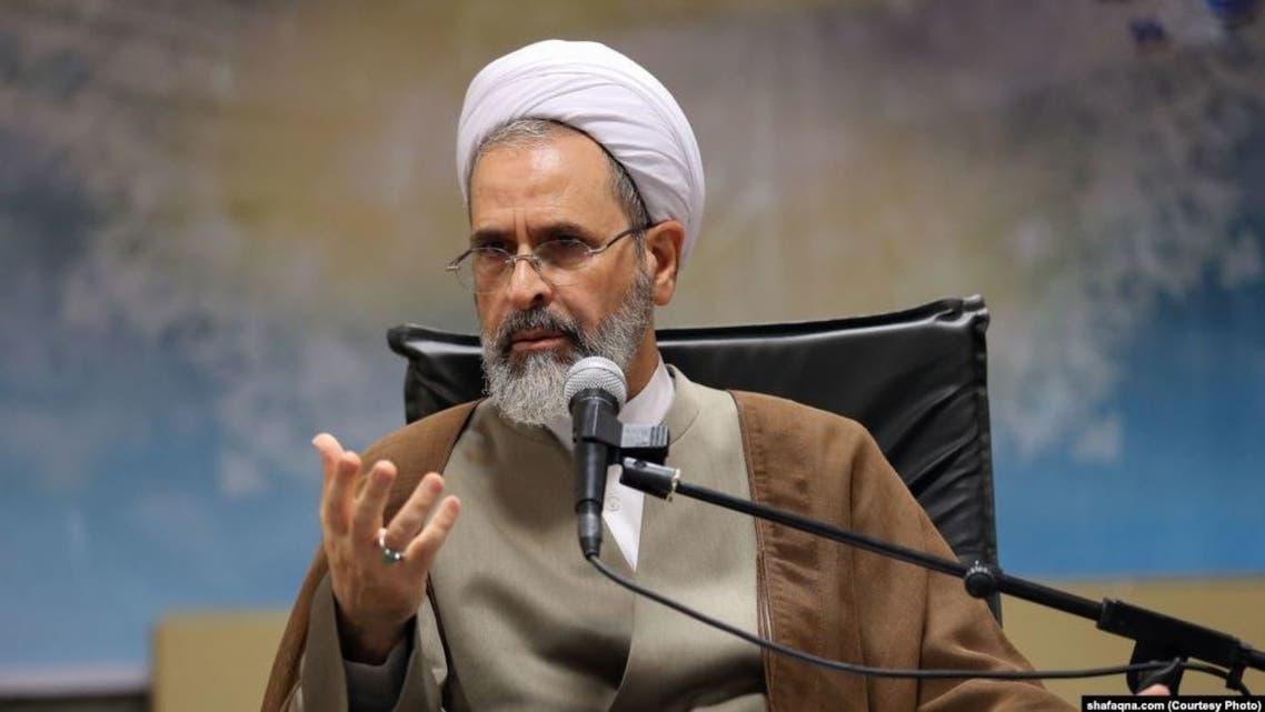 علي رضا أعرافي، مدير الحوزات الدينية الإيرانية
