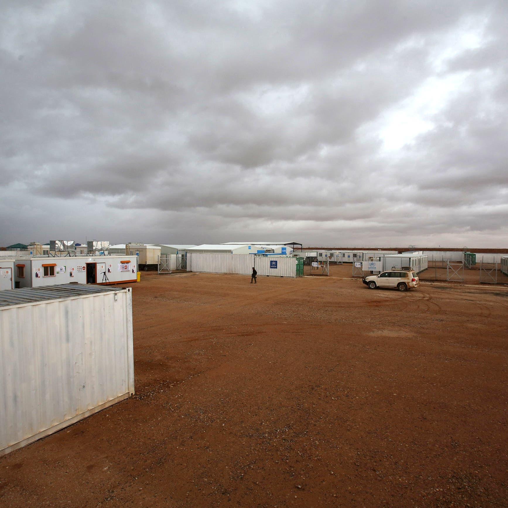 الأردن: إدخال مساعدات لمخيم الركبان مسؤولية أممية سورية