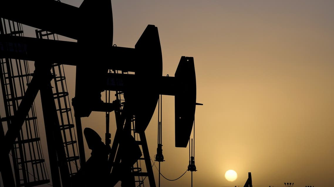 Oil pump jacks operate at sunset in Midland, Texas, US. (File photo: Reuters)