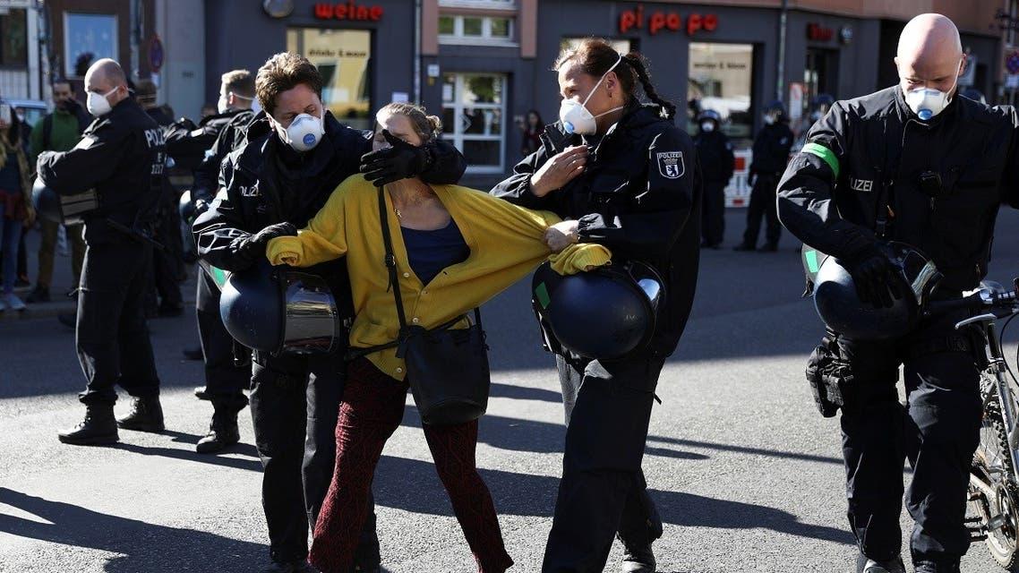 HEALTH-CORONAVIRUS-GERMANY - Reuters