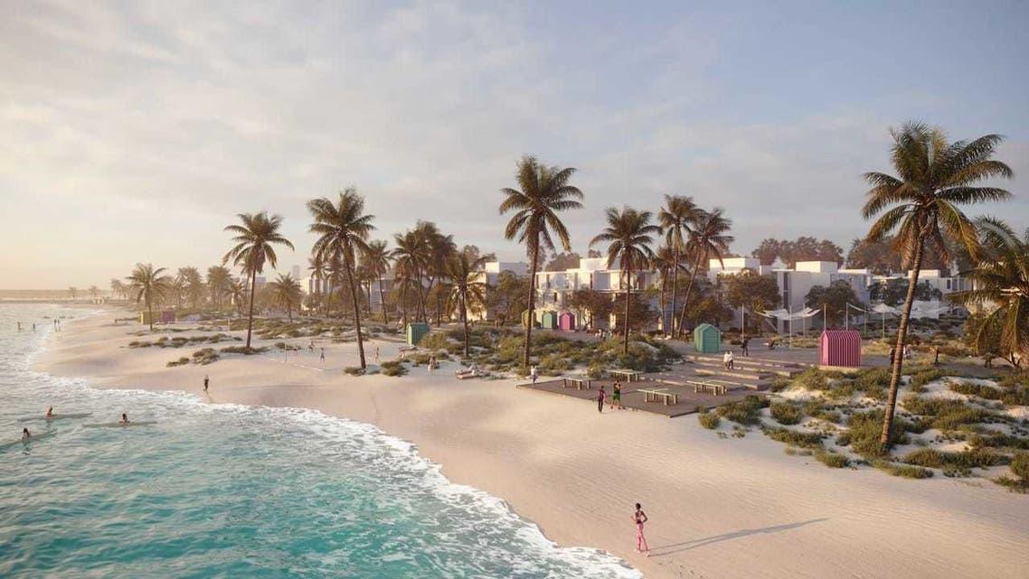 Saudi Arabia's 'The Red Sea Project' breaks ground on coastal village