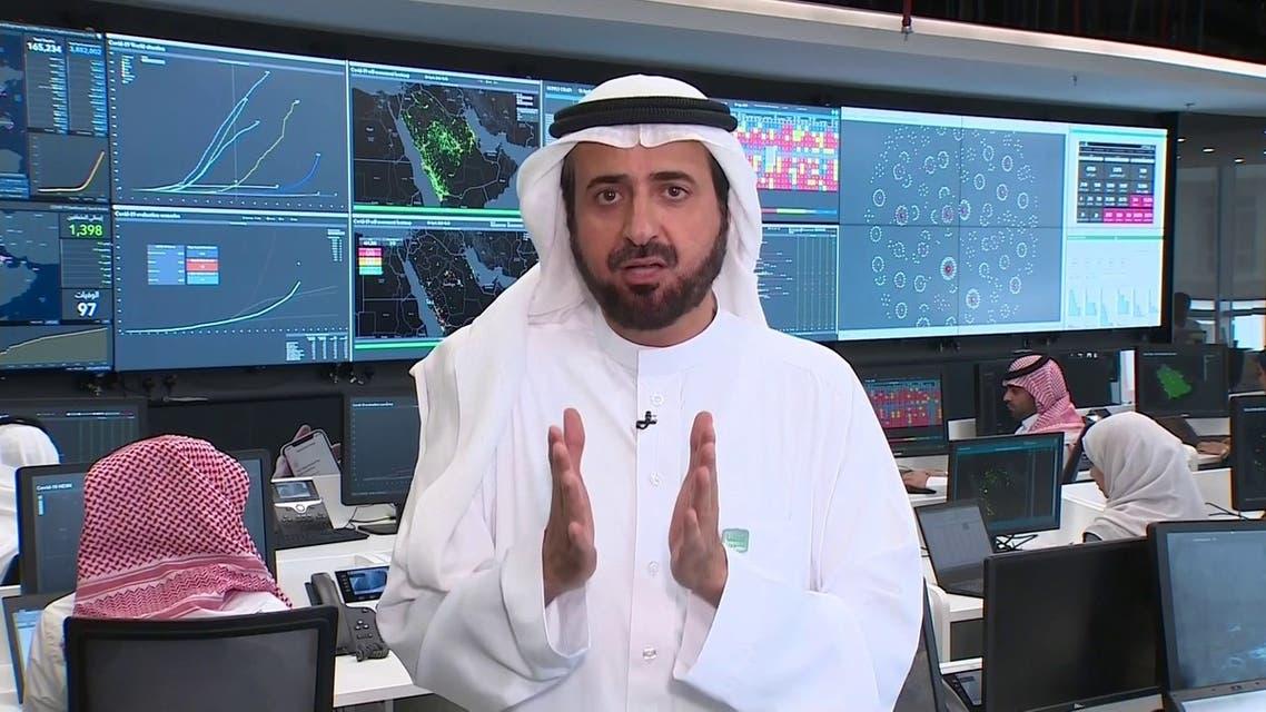 وزير الصحة السعودي توفيق الربيعة