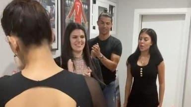 رونالدو ينصح متابعيه بالحجر.. ويخرقه لحضور حفل عيد ميلاد