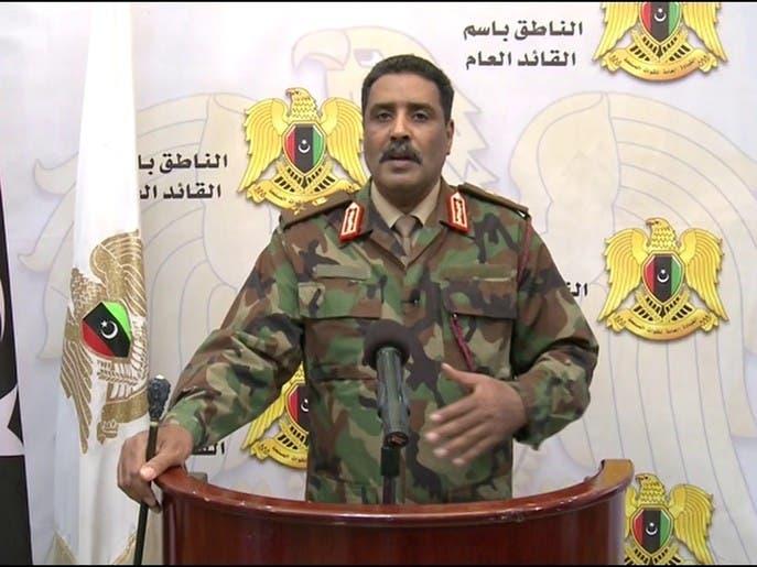 المسماري: مقتل خليفة تنظيم داعش في ليبيا