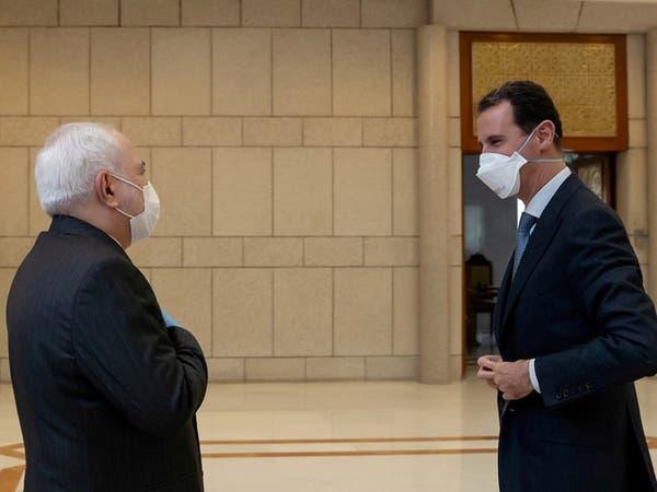 خارجية أميركا عن صورة ظريف والأسد: هذا ما قدمته إيران!