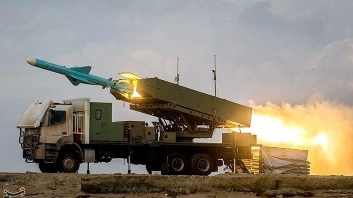 Iran Missile Range