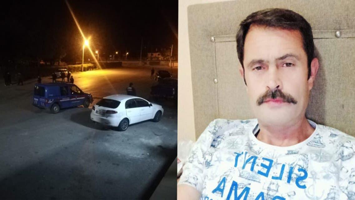 جريمة في تركيا