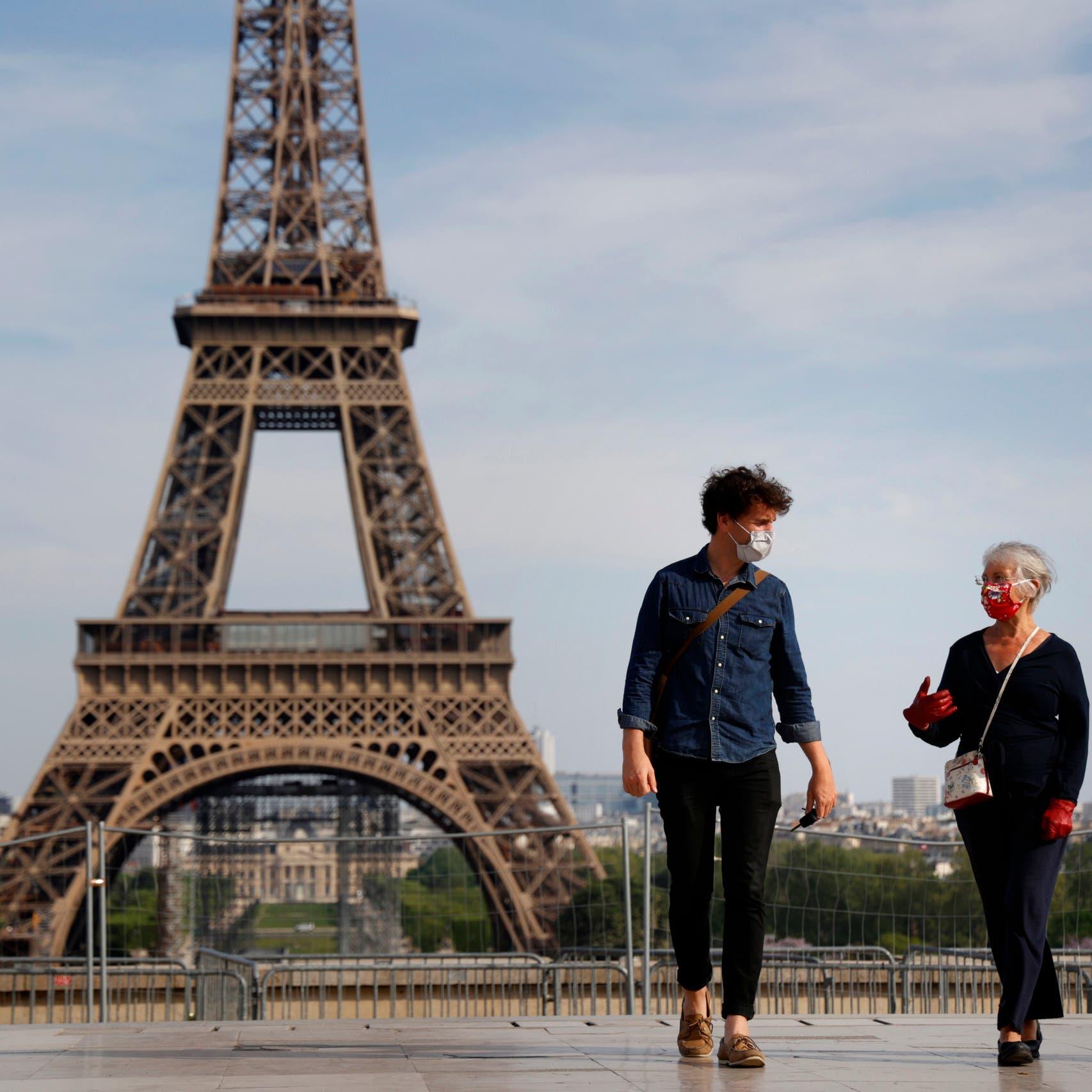 فرنسا: توسيع نطاق حظر التجول ليشمل نحو 46 مليون نسمة