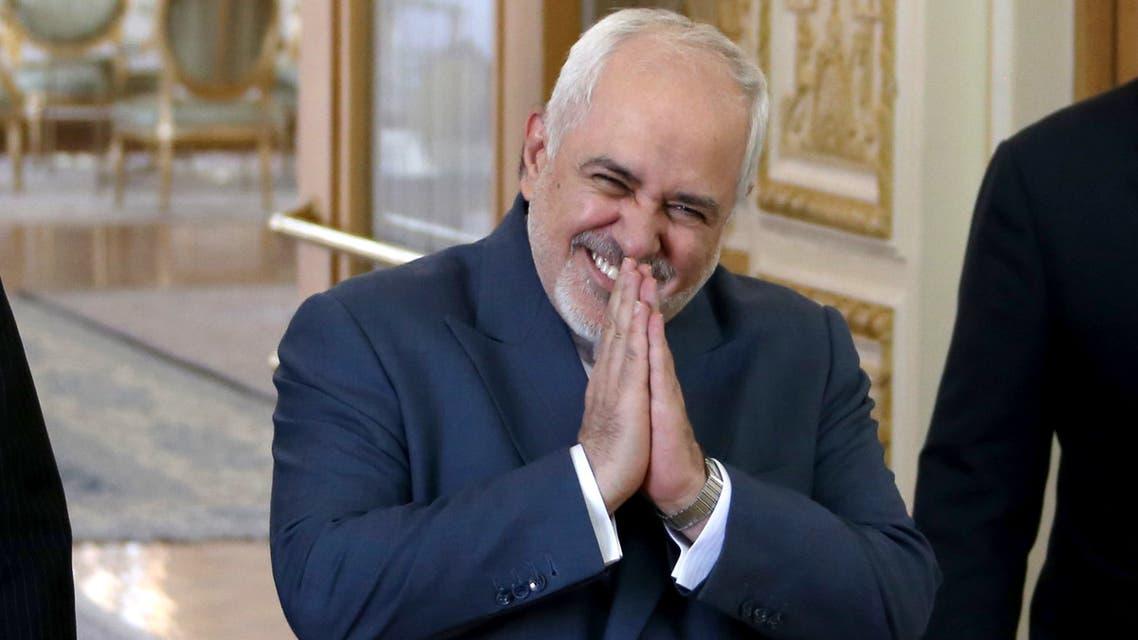 وزير الخارجية الإيراني محمد جواد ظريف (أرشيفية- فرانس برس)