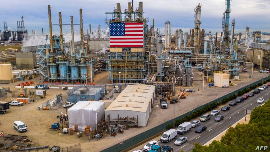 النفط الأميركي