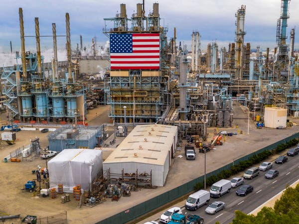 مكاسب تتجاوز 11% لخام النفط الأميركي